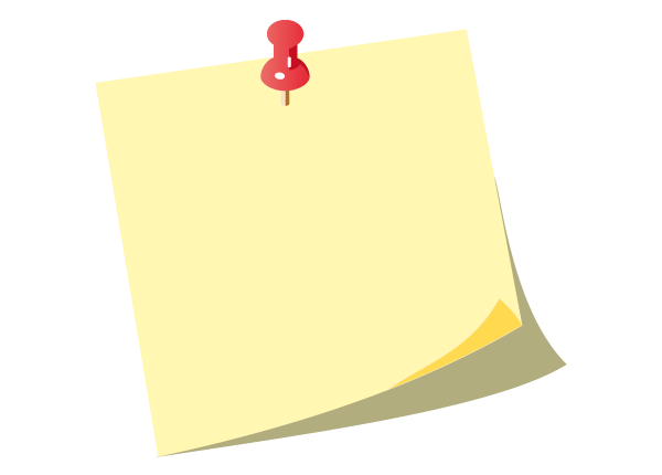 261-free-vector-yellow-post-it-notes-with-push-pin
